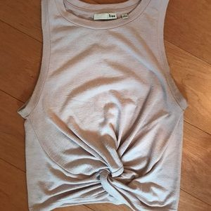 Wilfred Free knot tank
